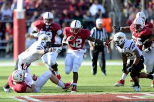 NCAA Football: Arizona State at Stanford