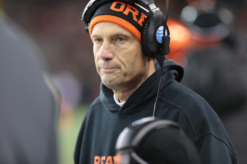 Mike Riley is the new Nebraska coach